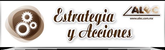 Estrategia y Acciones