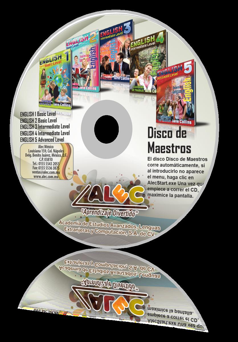 CD INTERACTIVO ALEC